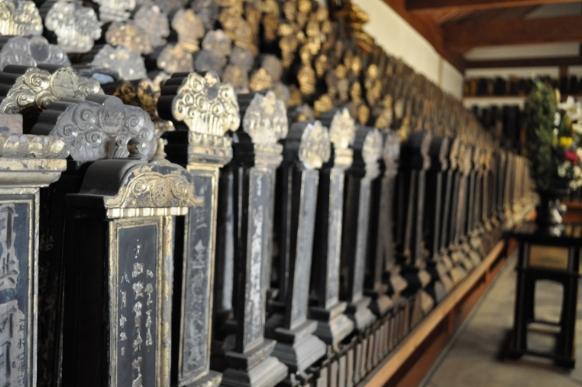 大念佛寺の永代祠堂